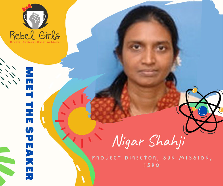 Rebel Girls Interactions with Nigar Shahji