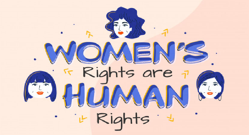 Gender Equality is a Human Rights Fight
